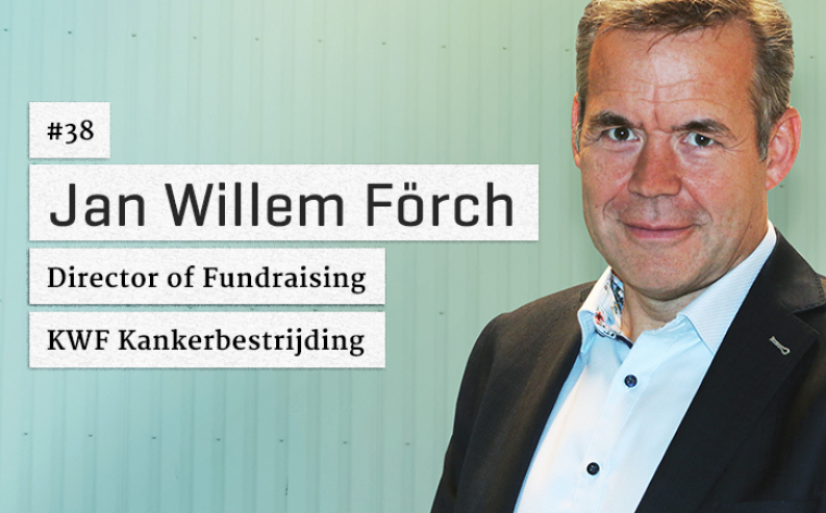 Jan Willem Förch (KWF) over het activeren en binden van donateurs